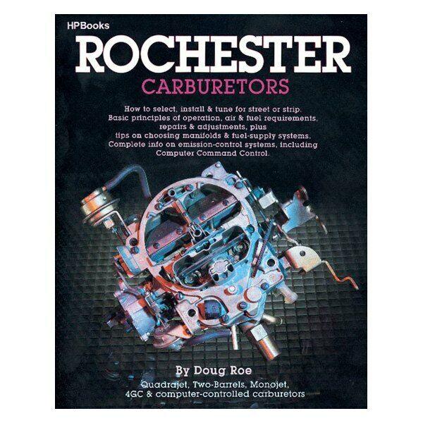 Hp Books Rochester Carburetors Repair Manual