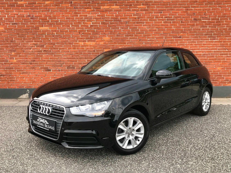 Audi A1 1,6 TDi 105 Attraction 3d