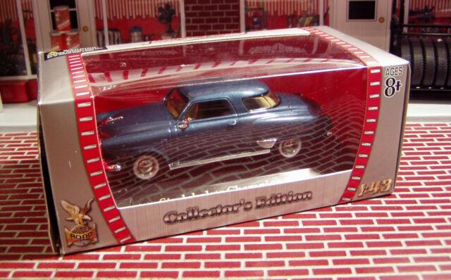New In Box  1//43 Diecast 1950 Studebaker Champion  for Lionel,MTH /& K-Line