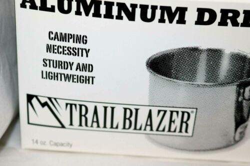 Aluminium Camping Tasses Trailblazer Boîte de 2 cales 14 oz environ 396.89 g