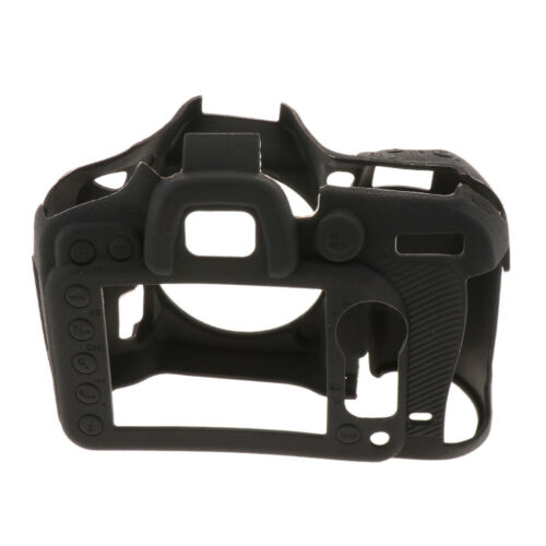 Funda de silicona suave para cámara caso Protector Cuerpo Nikon D7200//D7100 Cubierta