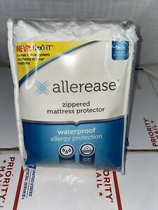 Allerease Zippered Mattress Protector Twin Size | eBay