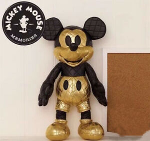NWT Mickey Mouse Memories august month Plush Disney Store Limited edition