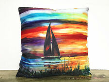 Simple Art paintings painting Home Decor sofa Cushion Covers Pillow Case 18X18''