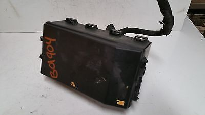 2000 FORD FOCUS 2.0L FUSE BOX BLOCK RELAY PANEL USED OEM ... Where Is The Fuse Box On Ford Focus on