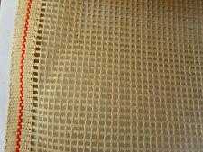 Zweigart Soft Interlock Rug Making Tapestry Canvas 7 5 Hpi 60cm Wide X 35cm
