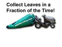 Poulan Lawntractor Bagger, Huge Riding Mower Bag, Easy-on, Monster Leaf Bag