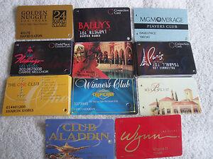Las vegas casino players club card macau gambling capital of the world