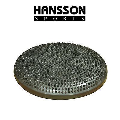 HANSSON Sitzkissen mit Noppen Noppenkissen Massagekissen Balance Kissen 33cm
