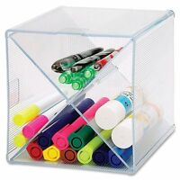 Sparco Storage Organizer, X-cube, 6 X 6 X 6 Inches, Clear (spr82979) , New, Free on sale