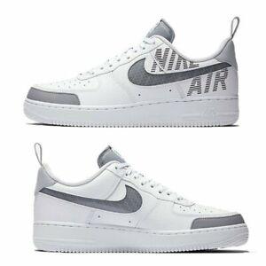 """Details about Nike Air Force 1 Low """"Under Construction"""" BQ4421-100 Men  Shoes 100%AUTHENTIC DS"""