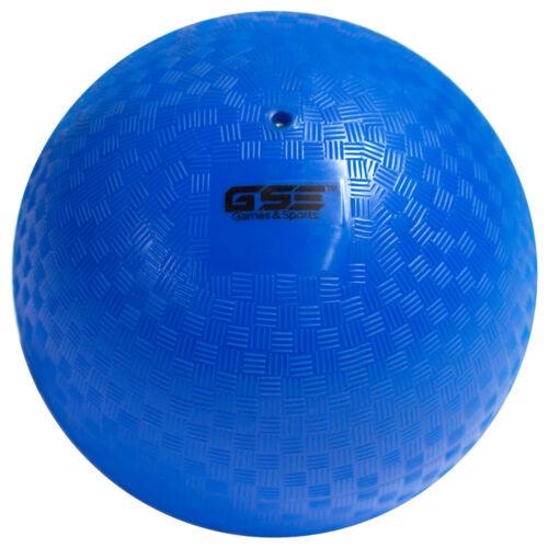 Kickballs 6-Pack of 8.5-inch Gym Playground Balls with Pump/&Needles Dodgeballs