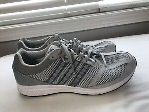 Adidas-Mana-Bounce-Running-Shoes-For-Men-Size-13-Gray-And-Reflective-Gray