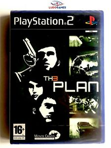 Th3-Plan-PS2-Spa-Neuf-Nouveau-Scelle-Videojuego-Videogame-Scelle-PLAYSTATION
