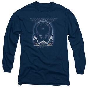 XL 2XL Navy T-Shirt L M Journey Frontiers S