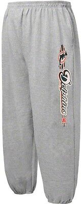 Miami Dolphins NFL Team Apparel Grey Fleece Sweat Pants Big & Tall Sizes