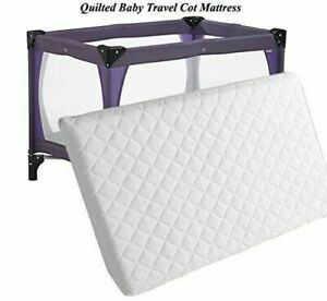 New-Extra-Thick-Travel-Cot-Mattress-For-Grace-Redkite-And-M-amp-P-95-x-65-Made-in-UK