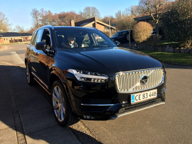 Volvo XC90, 2,0 D5 225 Inscription aut. AWD 7p, Diesel,…