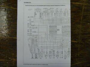 [TBQL_4184]  Ingersoll Rand DD28HF DD24HF Compactor Roller Electrical Wiring Diagrams  Manual | eBay | Ingersoll Wiring Diagram |  | eBay