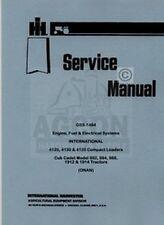 cadet 982 984 986 1912 1914 onan engine service manual ebay rh ebay com Onan Engine Parts List Onan CCK Engine