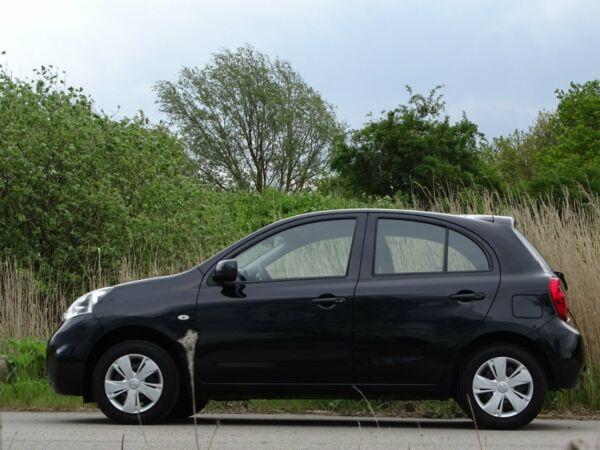 Nissan Micra 1,2 80 Acenta - billede 1