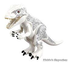 Lego Jurassic World Dinosaur INDOMINUS REX from set 75919, New in Pkg