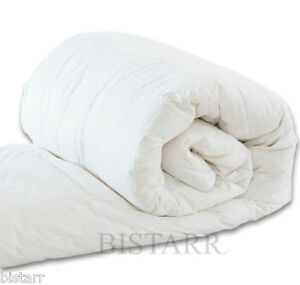 HOLLOWFIBRE-DUVET-QUILT-BEDDING-SUMMER-SPRING-WINTER-WARM-COSY-NEW-CLEARANCE