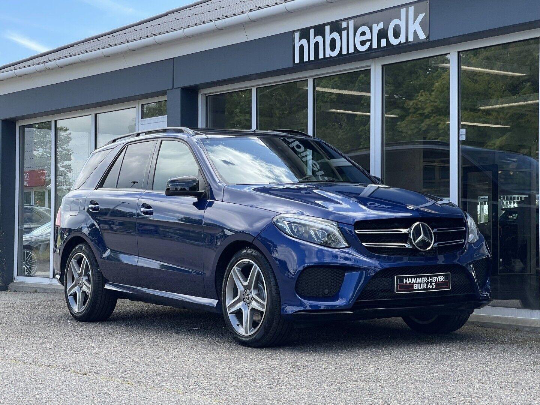 Mercedes GLE350 d 3,0 AMG Line aut. 4Matic 5d - 3.414 kr.