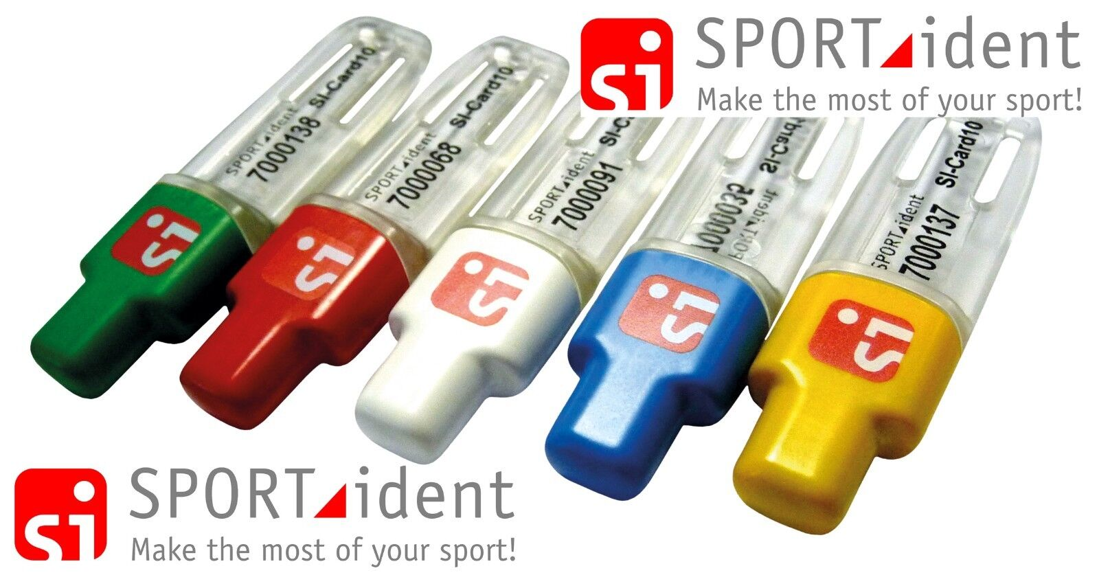 SportIdent SI - Card 10 for orienteering