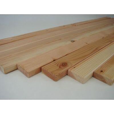 Banklatte Douglasie 26x68mm versch. Längen Banklatten Holzbank Holzlatten