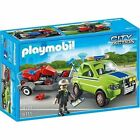 PLAYMOBIL City Action 6111 Landscaper With Lawn Mower