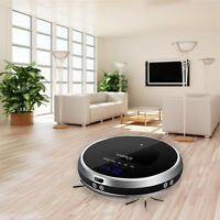 Robotic Mop Sweeping Robotic Vacuum Cleaner Dust Automatic Cleaning Robot