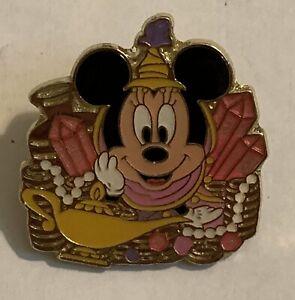 Disney Pin Trading Halloween Spiderweb Minnie Mouse Tokyo DisneySea Prize Pin