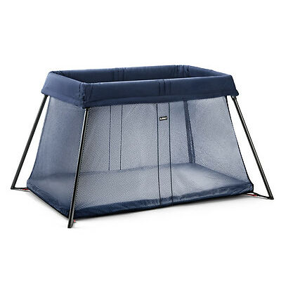 BabyBjorn Travel Cot - Dark Blue