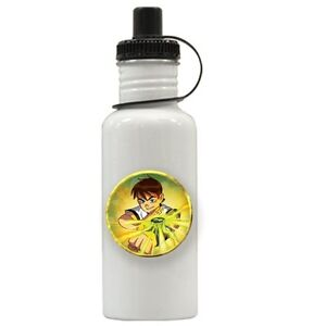 Personalized Custom Ben 10 Water Bottle Gift Add Name