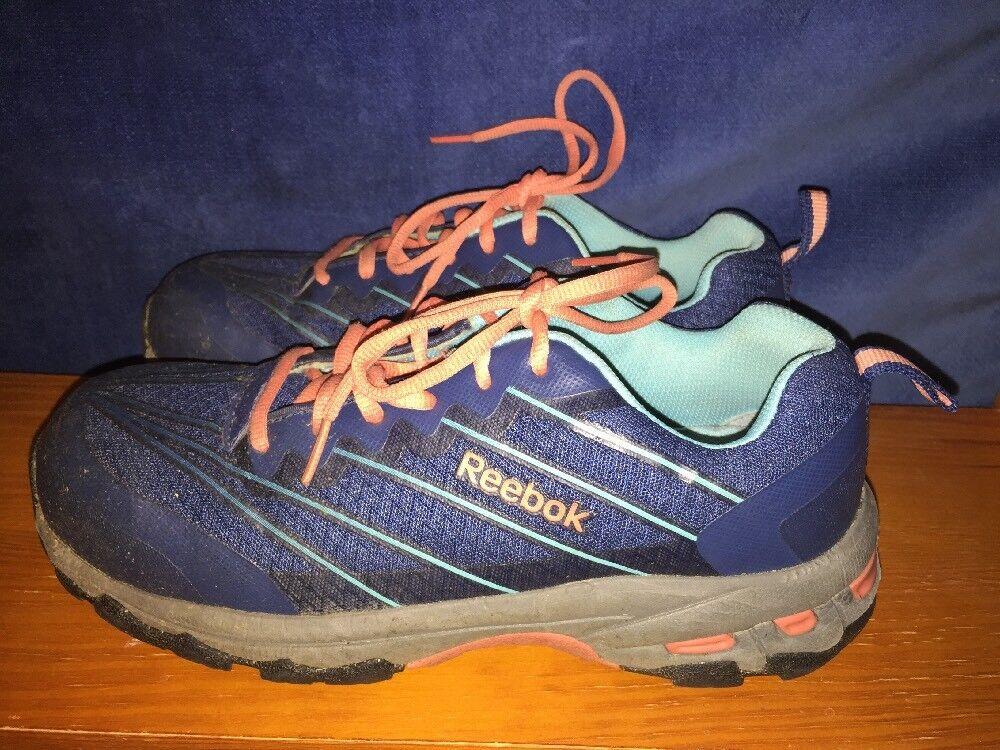 0edbe5940854 ... REEBOK REEBOK REEBOK Work BEMA Occupational Arion Composite Steel Toe Sneakers  Shoes Mens Sz 9 52fbc8 ...