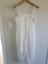 thumbnail 3 - Worn Once EUC  Kookai 38 WHITE Aria Midi Dress, lattice style crochet