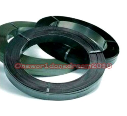 1 Piece 65Mn High Carbon Hardened Spring Steel Plate Strip 2mm x 30mm x 300mm