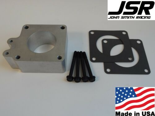 86-93 Mustang GT /& LX 5.0 Throttle Body EGR Spacer Delete Plate Kit 2 inch 65mm