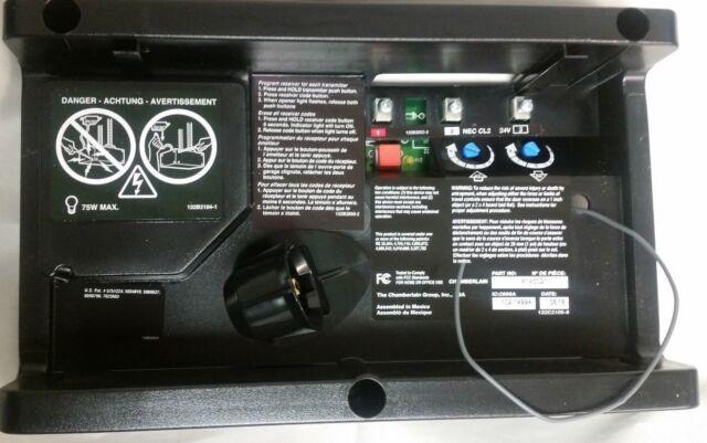 Liftmaster 41a5021 I Logic Board Garage Door Opener Circuit For Sale Online Ebay