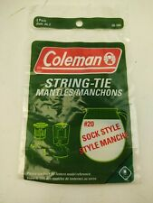 4-Pack Coleman Tie-Style Mantle