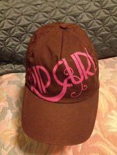 Rip Curl Bassball Cap Hat Brown100% Cotton GXN