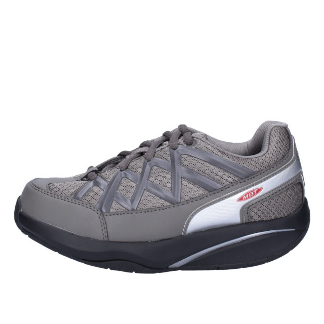 e47327c83b29 MBT Women s Sport 3 Leather mesh Walking Shoes 400335 NWOB EU 38 ...