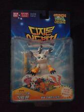 digimon 02 gatomon action figure figura nueva en su caja