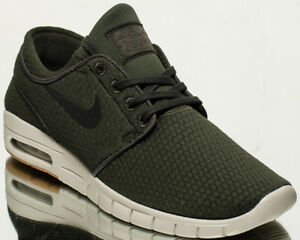 e737e8aee9 Nike SB Stefan Janoski Max men lifestyle sneakers NEW sequoia black ...