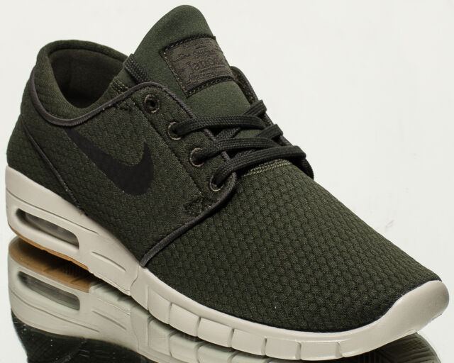 Nike SB Stefan Janoski Max men lifestyle sneakers NEW sequoia black  631303-302 fbbe38c98da9