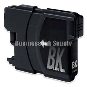 1-BLACK-New-LC61-Ink-Cartridge-for-Brother-Printer-MFC-490CW-MFC-J415W-MFC-J615W