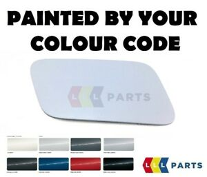 GENUINE AUDI A5 S5 07-11 RIGHT Headlight Washer Cover Cap PAINTED ANY COLOUR