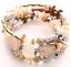 Boho-Multilayer-Natural-Stone-Bead-Tassel-Pendant-Chain-Bracelet-Charm-Women-Set thumbnail 38