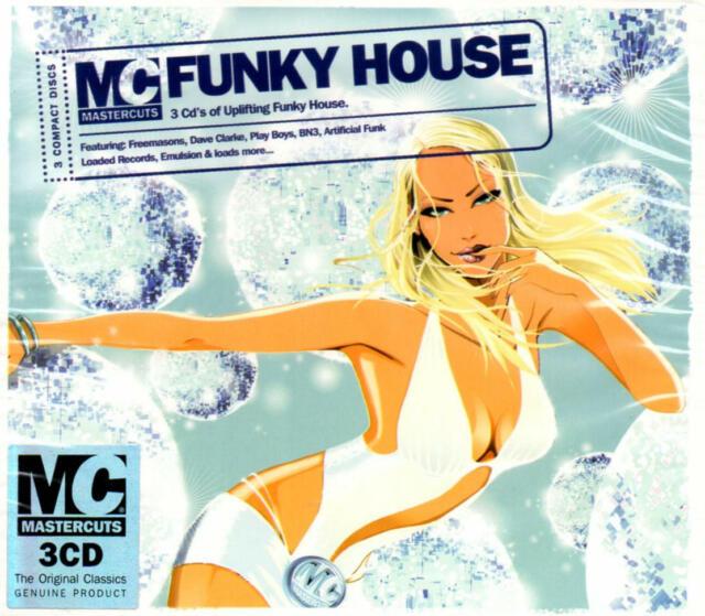 Mastercuts Funky House (3 CD-Set) Neu & OVP 2006